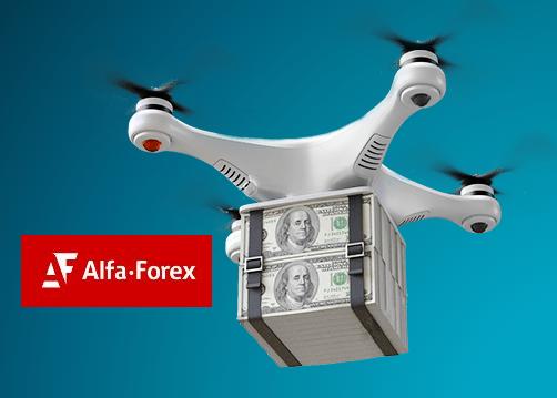 Брокер Alfa Foreks - источник Вашего пассивного дохода