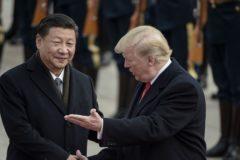 Президент Китая и США